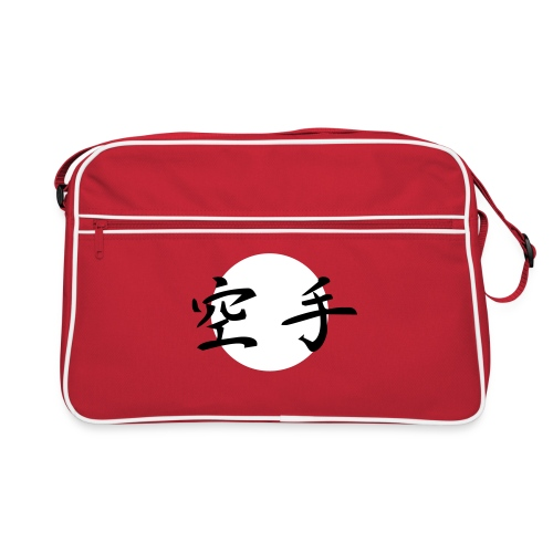 Borsa Retrò Karate  - Borsa retrò