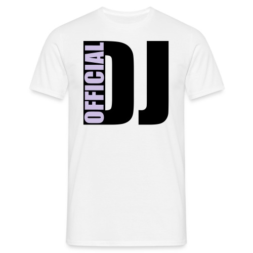 Officiel DJ Femme 2 - T-shirt Homme