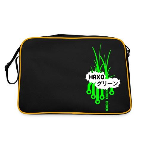 HaxoGreen Bag One - Retro Bag