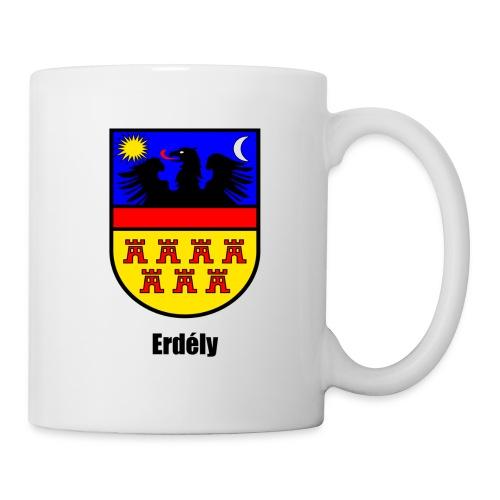 Tasse Siebenbürgen-Wappen Erdély - Tasse
