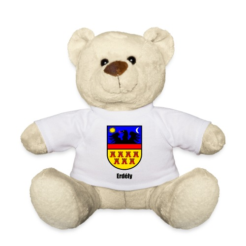 Teddy Siebenbürgen-Wappen Erdély - Teddy
