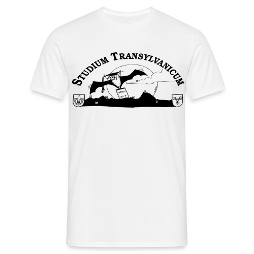 T-Shirt Studium Transylvanicum - Männer T-Shirt