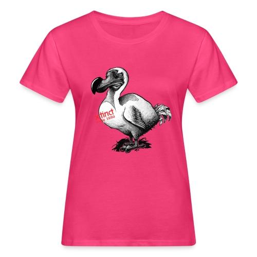 Anus One Dodo Earth Positive Shirt - Frauen Bio-T-Shirt