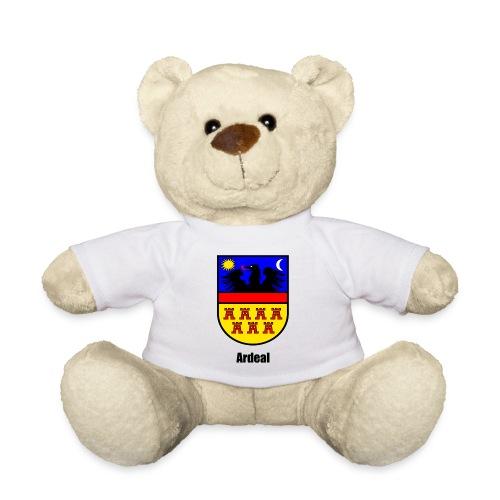 Teddy Siebenbürgen-Wappen Ardeal - Erdely -Transilvania - Romania - Rumänien - Teddy