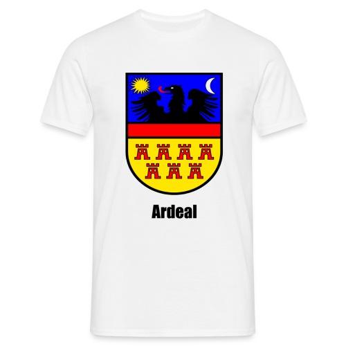 T-Shirt Siebenbürgen-Wappen Ardeal - Männer T-Shirt