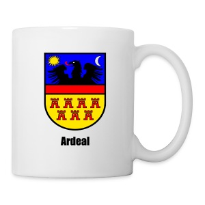 Tasse Siebenbürgen-Wappen Ardeal - Tasse