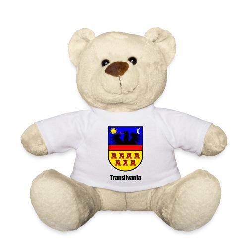 Teddy Siebenbürgen-Wappen Transilvania Erdely - Ardeal - Transilvania - Romania - Rumänien - Teddy