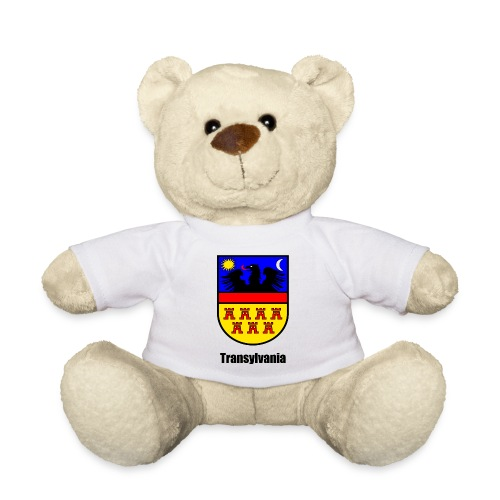 Teddy Siebenbürgen-Wappen Transylvania Erdely - Ardeal - Transilvania - Romania - Rumänien - Teddy