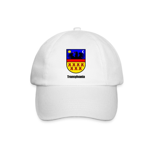 Basecap Siebenbürgen-Wappen Transylvania Erdely - Ardeal - Transilvania - Romania - Rumänien - Baseballkappe