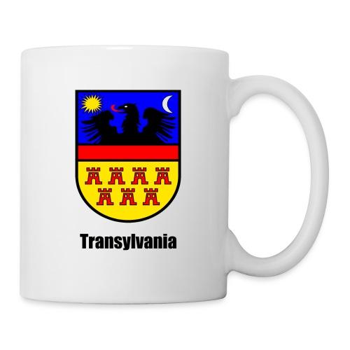Tasse Siebenbürgen-Wappen Transylvania Erdely - Ardeal - Transilvania - Romania - Rumänien - Tasse