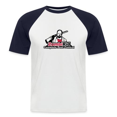 Zombi-Rid Mens T-shirt - Men's Baseball T-Shirt