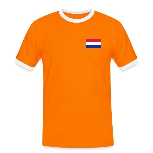 Netherlands 2010 t-shirt - Malia! - Men's Ringer Shirt