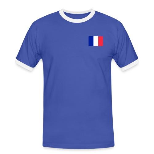 France 2010 t-shirt - Crete! - Men's Ringer Shirt