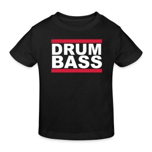 Drum and Bass - Kinder Bio-T-Shirt