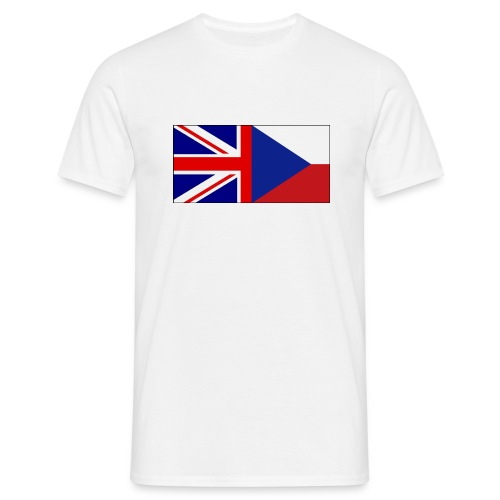Czech Out T-shirt! - Men's T-Shirt