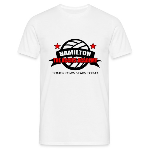 Hamilton Accies Academy - Men's T-Shirt
