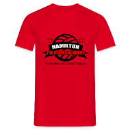 T-Shirts ~ Men's T-Shirt ~ Hamilton Accies Academy
