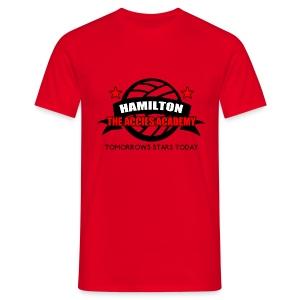 Hamilton Accies Academy - Men's T-Shirt