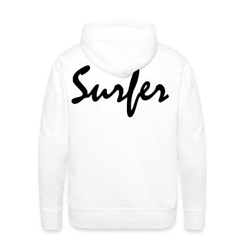 Dude's Hoody - Mannen Premium hoodie