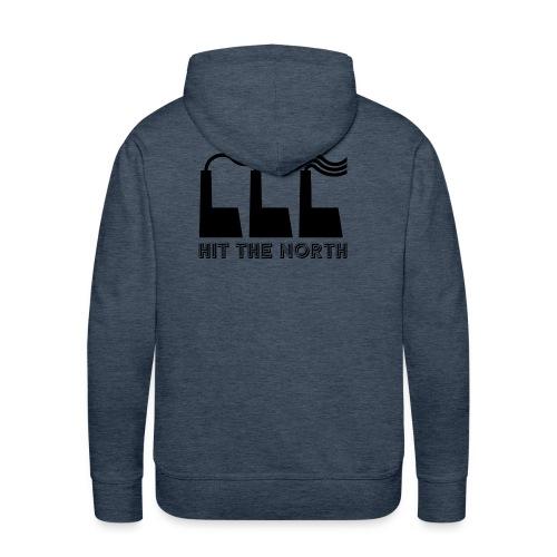 Hit The North - Men's Premium Hoodie