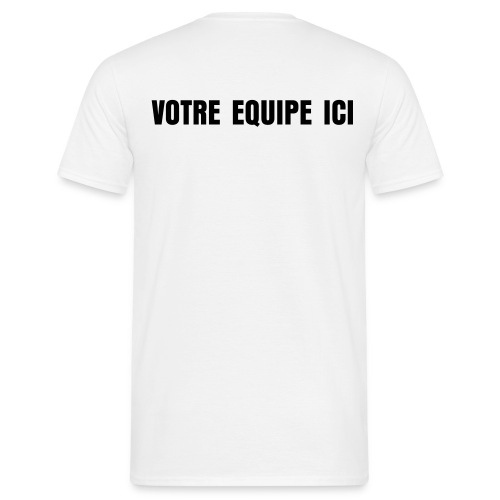 maillot homme mondial 2010 - T-shirt Homme