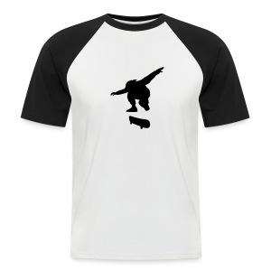 Wunderkind Skater Promodoro Raglan Shortsleeve - Men's Baseball T-Shirt