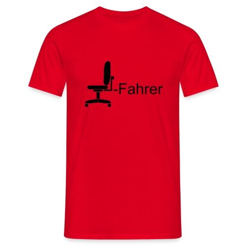 Fahrer2 - Männer T-Shirt