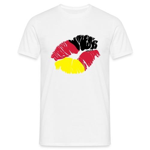 tyskland - T-skjorte for menn