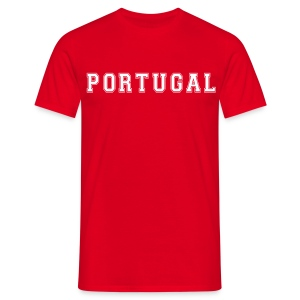 T-Shirt FOOT PORTUGAL - T-shirt Homme