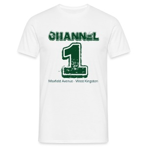 Channel 1 - Maxfield Ave - Men's T-Shirt
