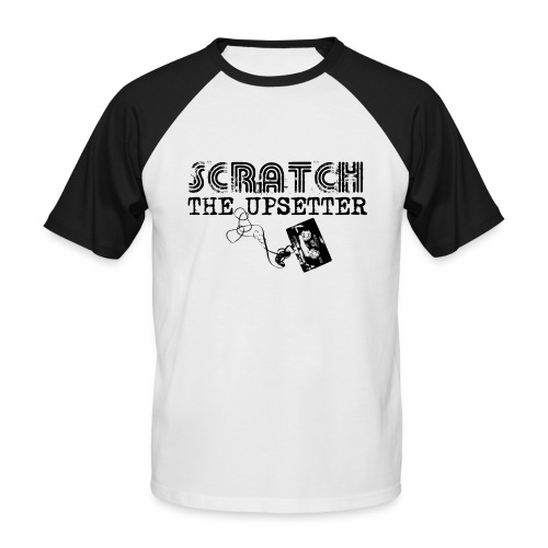 Scratch The Upsetter - Men's Baseball T-Shirt