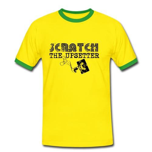 Scratch The Upsetter - Men's Ringer Shirt