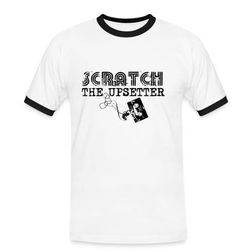 Scratch The Upsetter - Men's Ringer Shirt