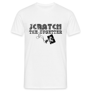 Scratch The Upsetter - Men's T-Shirt