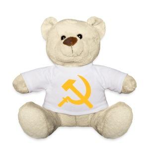Communist bear - Teddy