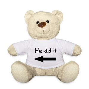 He did it! - Teddy