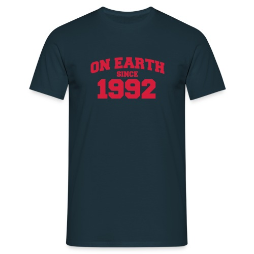 Born in 1992 - T-shirt Homme