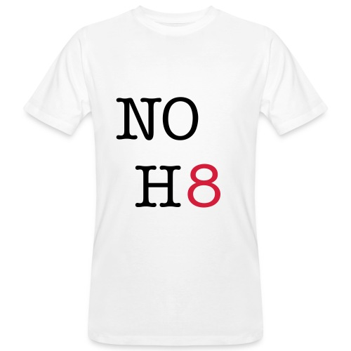 NOH8 Special. $6 Donation To NOH8 - Men's Organic T-Shirt