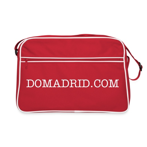 Bolso do madrid - Bandolera retro