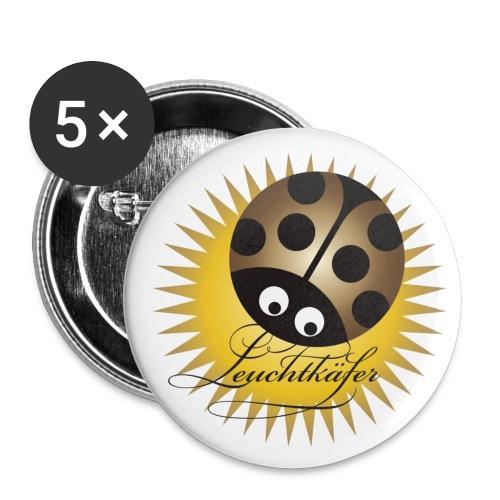 Leuchtkäfer Button - Buttons mittel 32 mm