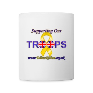 Support our Troops Mug - Mug