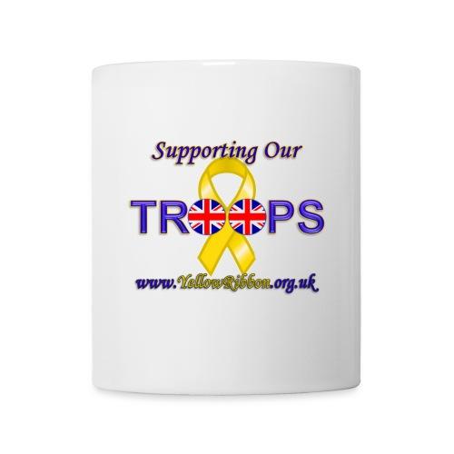 Support our Troops Mug - Mug