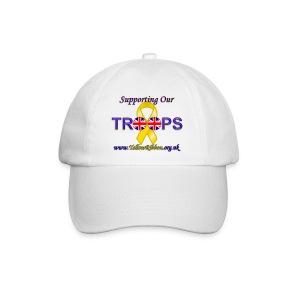 Support our Troops Baseball Cap - Baseball Cap