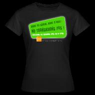 Tee shirts ~ Tee shirt Femme ~ LGBT Pride Lyon 2010 - Droit d'asile