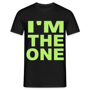 I'M THE ONE - T-shirt Homme