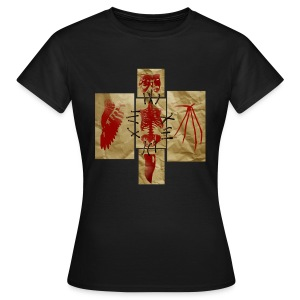 Skeletal - Women's T-Shirt