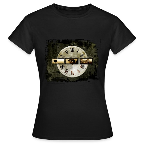 The Blood, The Passion, The End - Women's T-Shirt