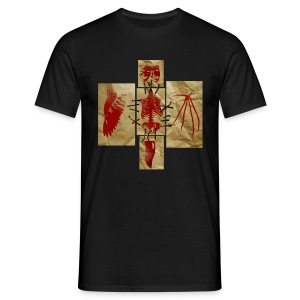 Skeletal - Men's T-Shirt
