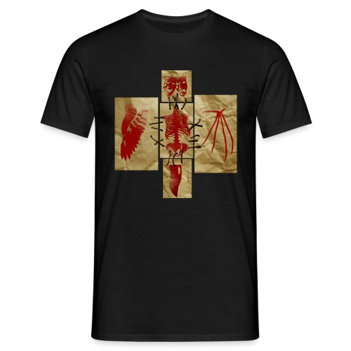 Skeletal - Men's T-Shirt