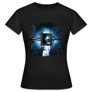 Wired Art - Women's T-Shirt